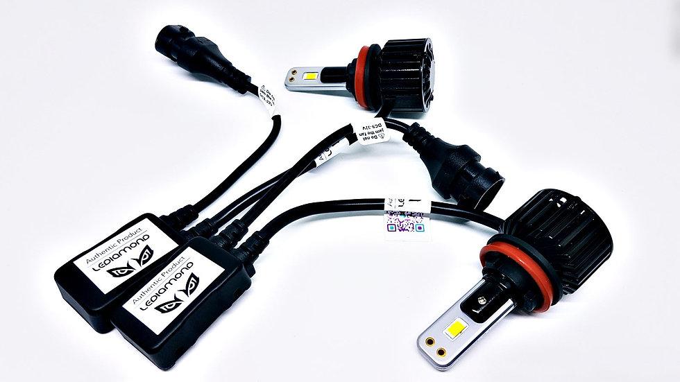 LEDiamond PureWhite REVOLUTION MAX. Kit LED corta o larga. Blanco Diamante 5500K