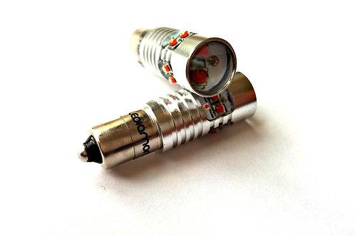 LEDiamond HY21W-BAY9S. LED NARANJA INTENSO PREMIUM. CANBUS. CHIP CREE EEUU