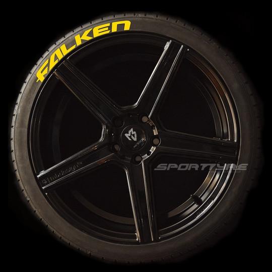 FALKEN amarillo 1 SportTyre EVO4 logo.jp