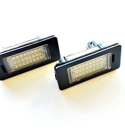 Plafones LED Matrícula AUDI A1 A4 A5 A6 A7 Q5 TT TTS RS5... LMD030802