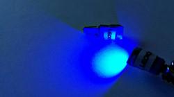 Bombillas led T5 azul LEDIAMOND ambiente luz