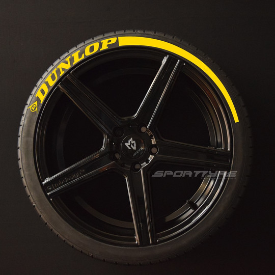 DUNLOP Amarillo 1 Flecha SportTyre EVO4