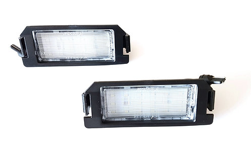Plafones LED Matrícula HYUNDAI TIBURON/Coupe III i20 LMD032104