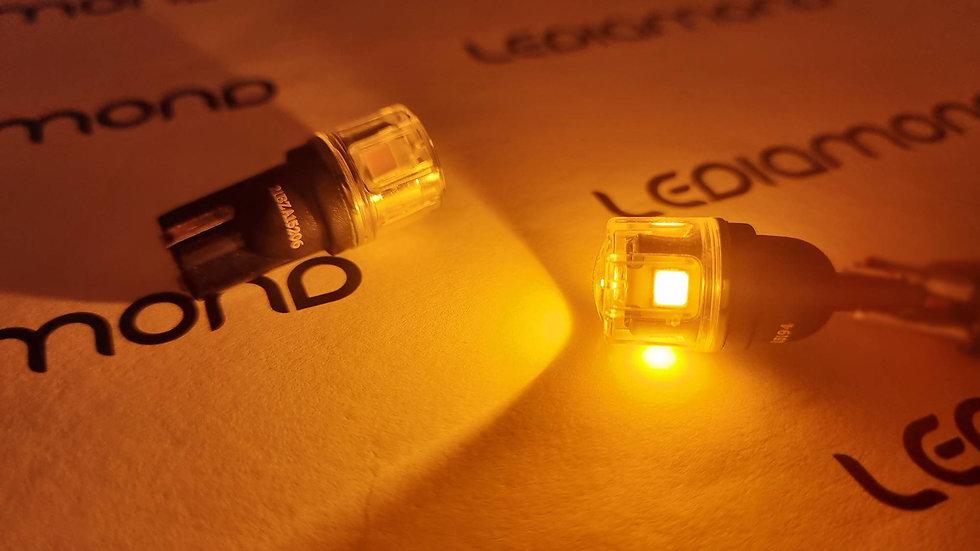 LEDIAMOND W5W-T10 CLEAR AMBAR 2 LUZ.jpg