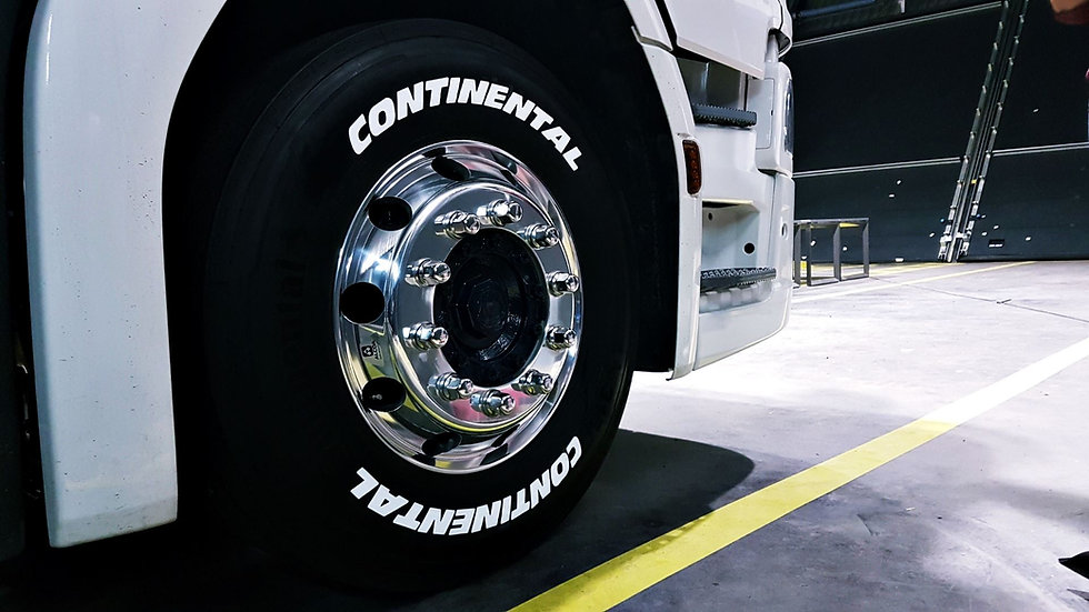 SportTyre EVO2MAX Pegatinas Neumáticos Camiones