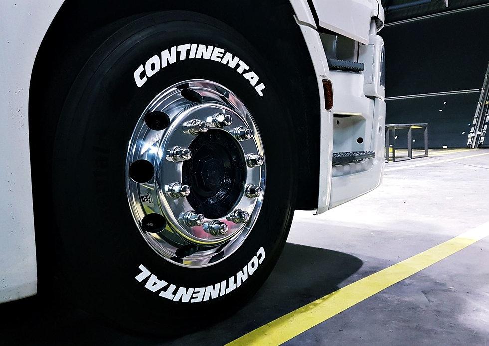 SportTyre EVO2MAX: Letras Individuales de Altas Prestaciones para camión/truck