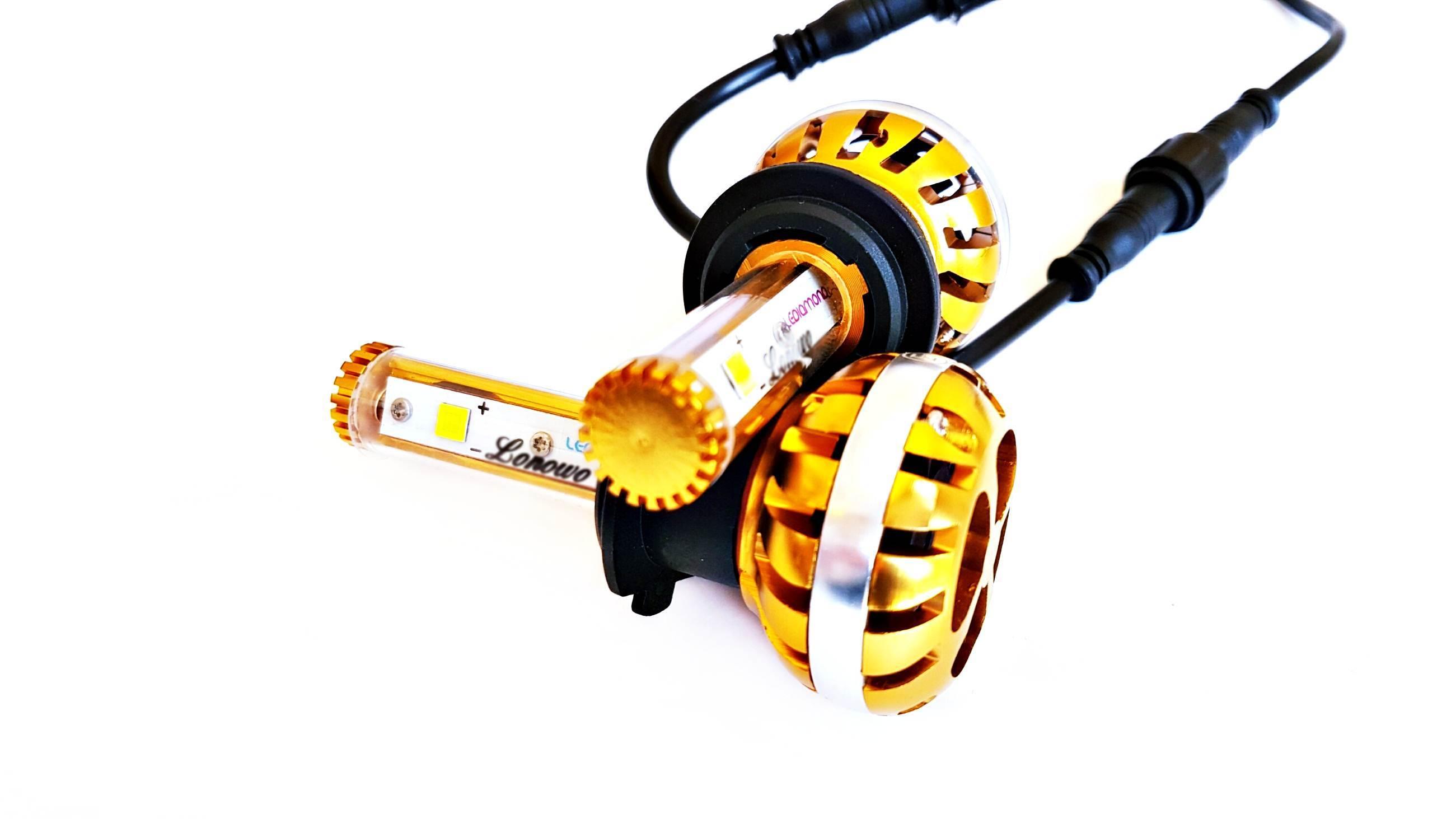 LEDIAMOND PUREWHITE II GOLD V2 H