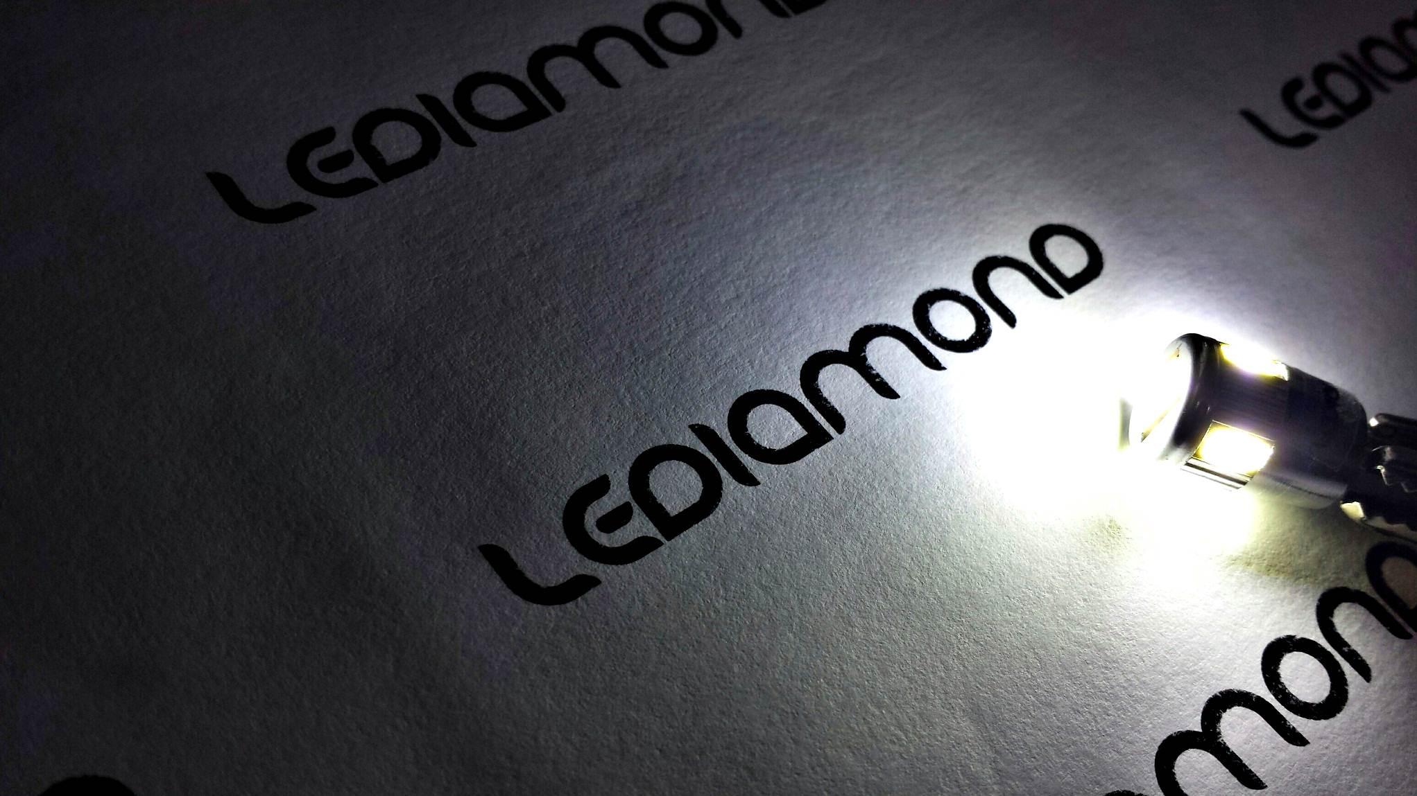 LEDIAMOND W5W-T10 6SMD SAMSUNG 5630