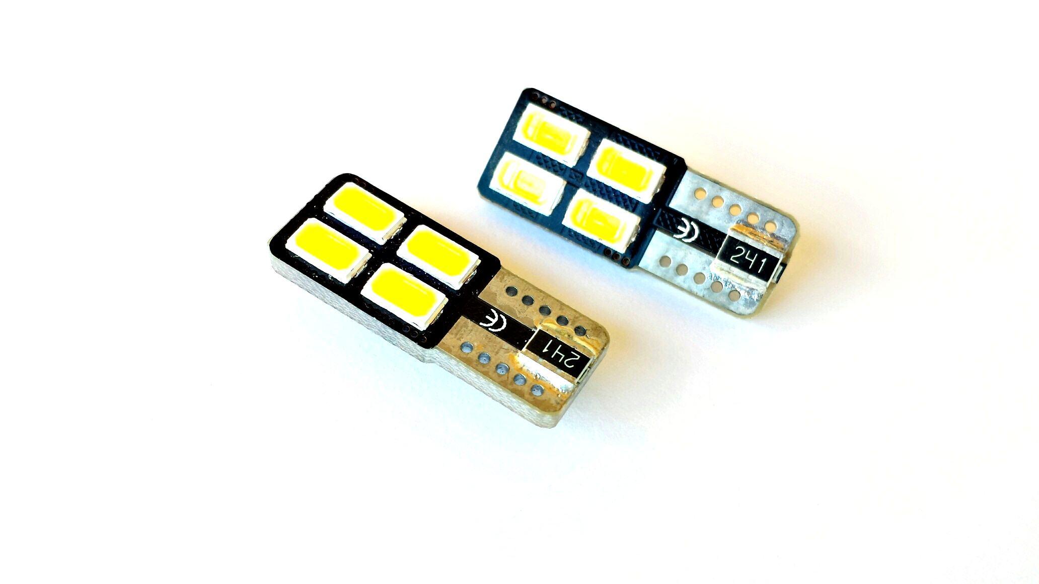 LEDIAMOND W5W-T10 4 SMD FRONTALES SAMSUNG 5630