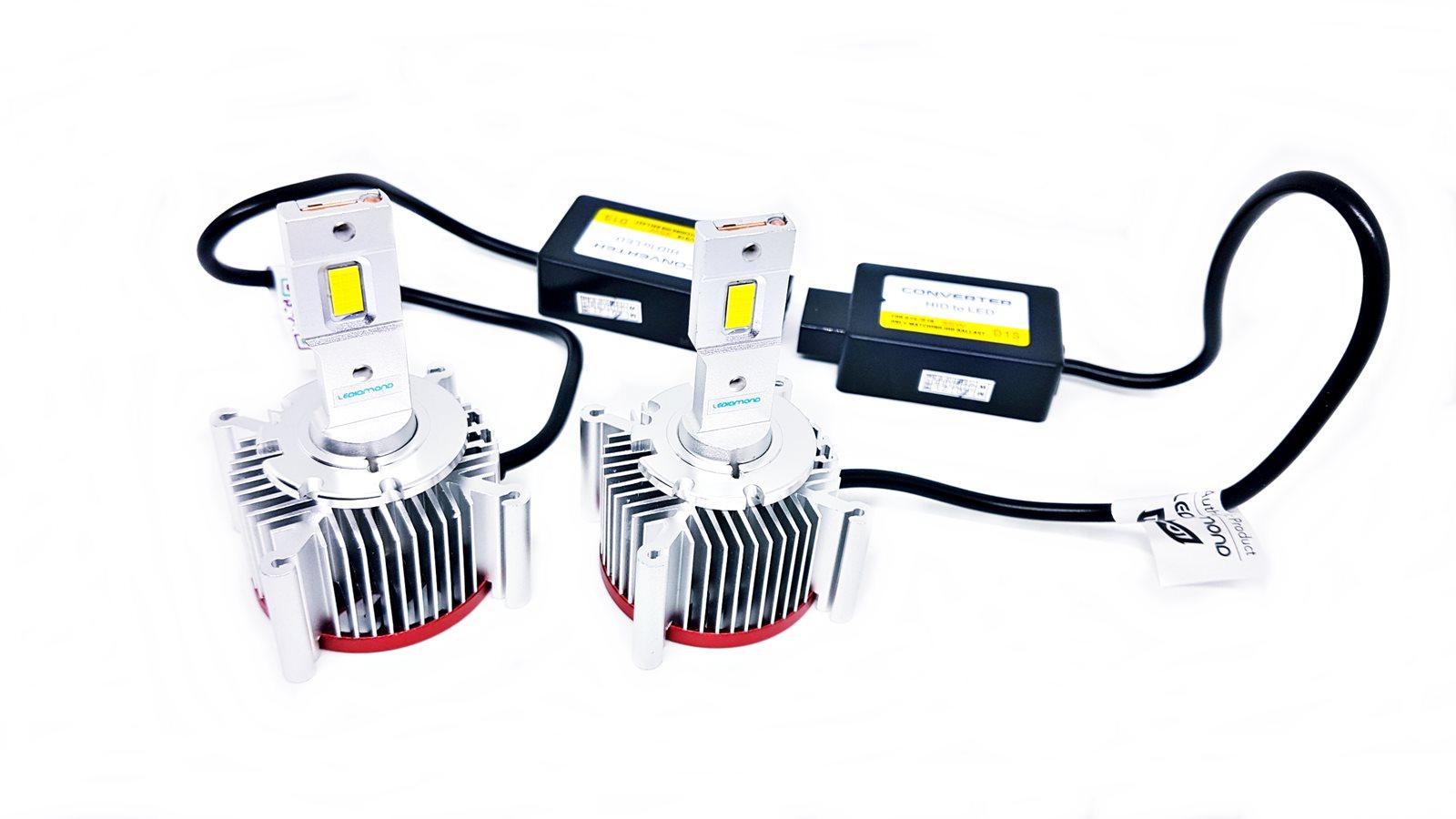 Kit LED Xenon a LED CONVERSION PUREWHITE