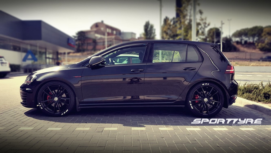 SportTyre VW Golf7