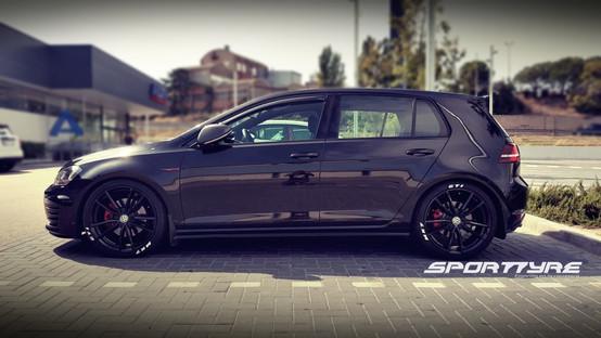 SportTyre VW Golf7