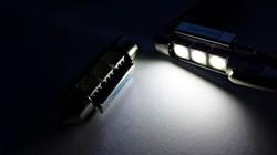 bombillas lediamond c5w festoon 36mm samsung 5050 C