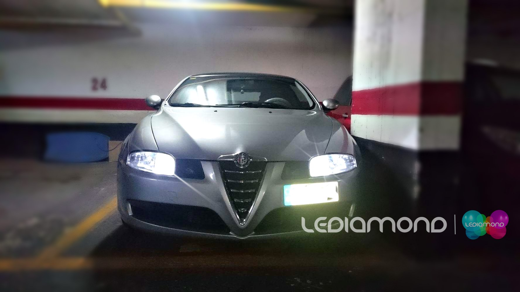 LEDIAMOND_luz_posición_ALFA_ROMEO_GT_H6W-BAX9S