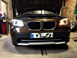 BMW ANGEL EYES LEDIAMOND COMPARATIVA