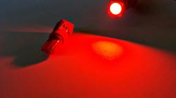 Bombillas led T5 rojo LEDIAMOND ambiente luz 2