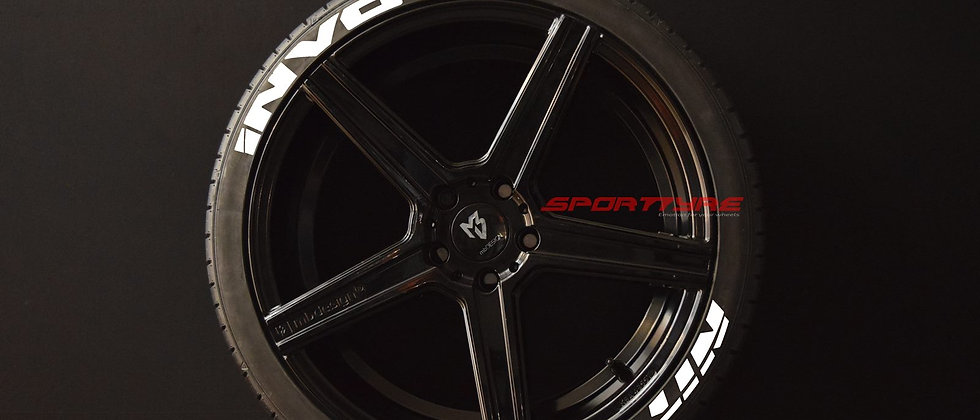NITTO + INVO SportTyre EVO4 High Performance. Set 8 + 1 Activador