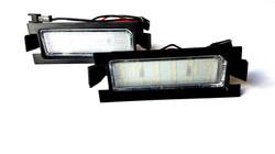 PLAFONES LED MATRICULA HYUNDAI KIA LMD032107