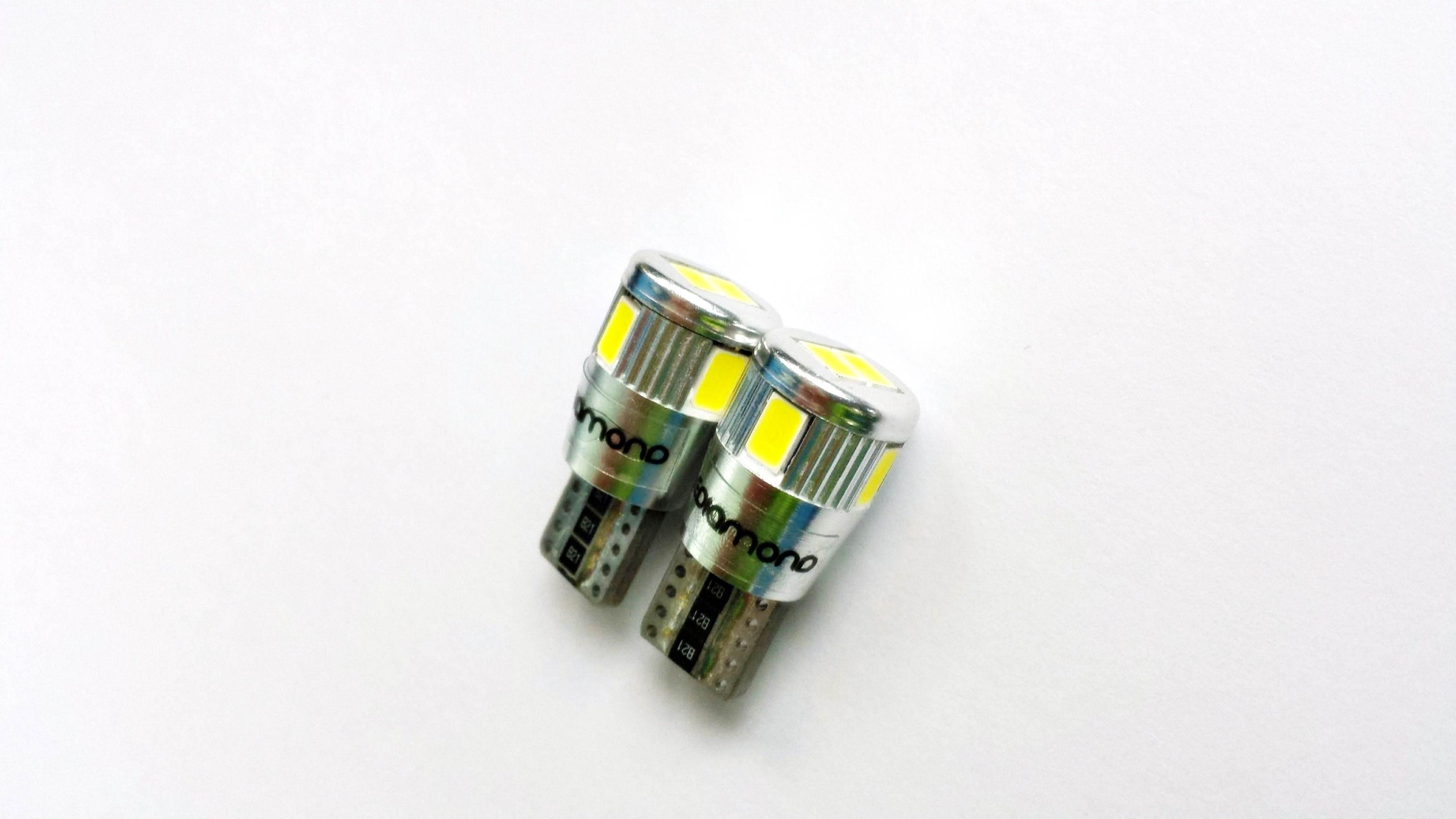 LEDIAMOND W5W T10 PREMIUM LED 5000K CHIPSET SAMSUNG