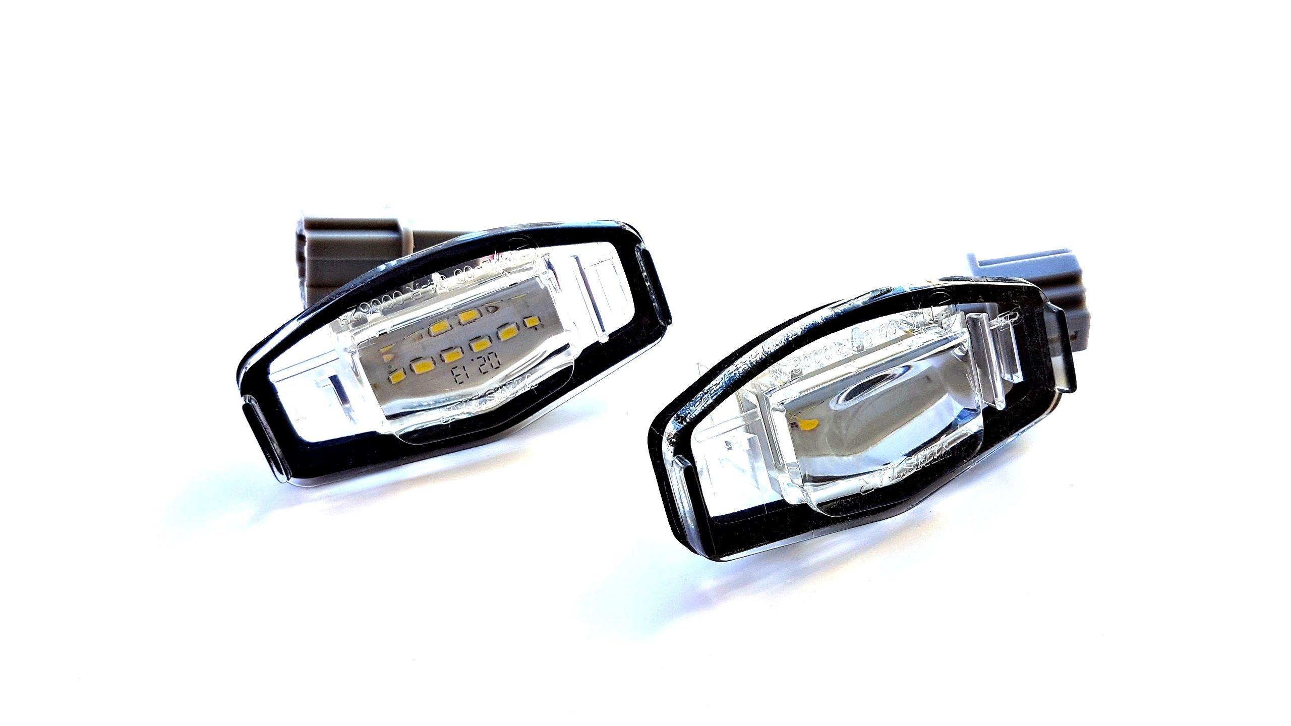 PLAFONES MATRICULA LED ACURA LMD030202