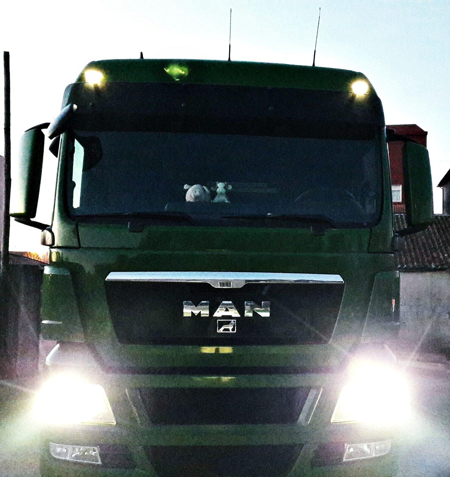 Kit LEDPureWhite 24V Camiones LEDIAMOND MAN