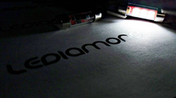 LEDIAMOND C5W-FESTOON 24V 6SMD SAMSUNG 4014 LUZ