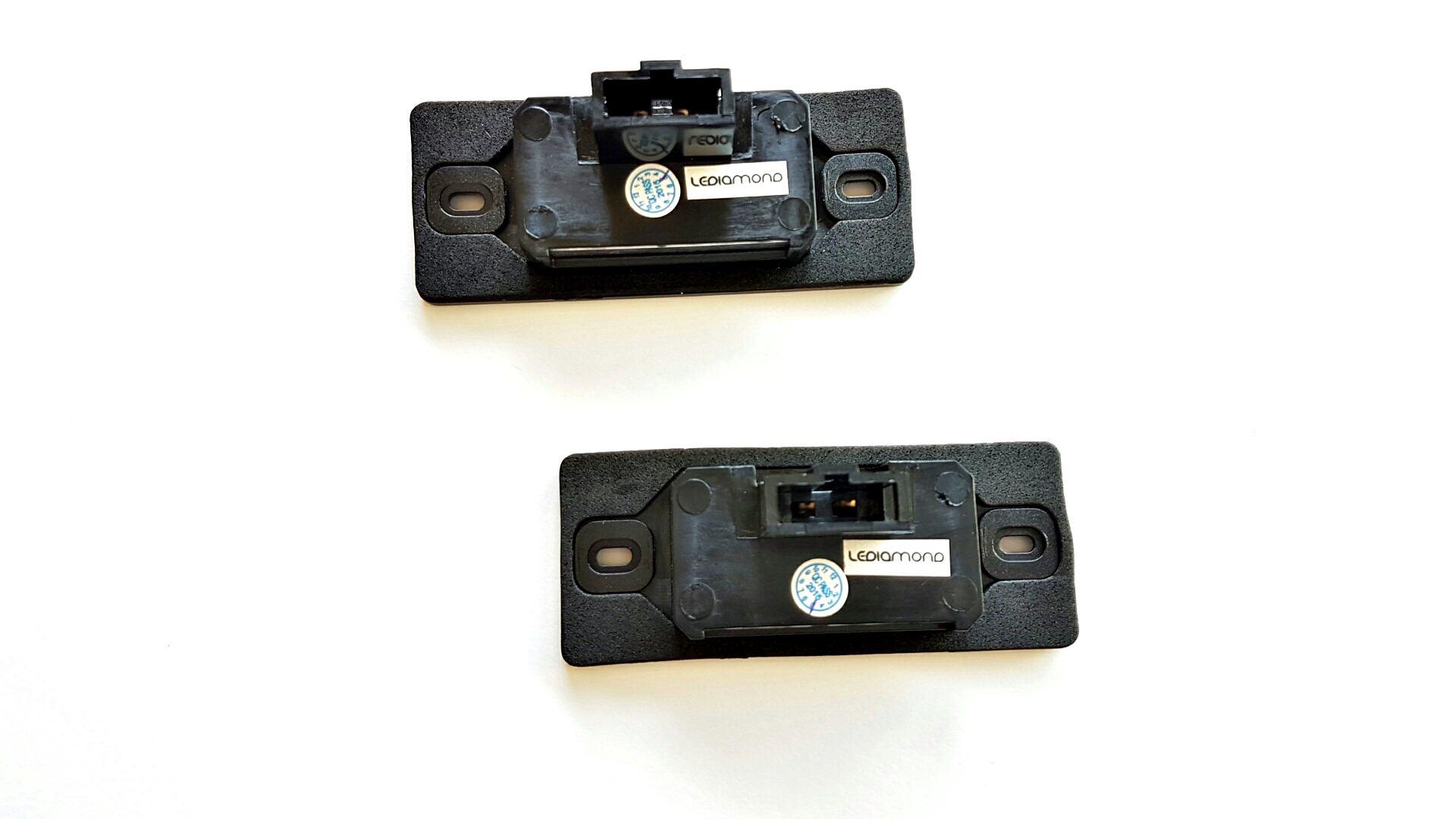 PLAFONES MATRICULA LED AUDI TT TTS TT ROADSTER LEDIAMOND LMD030806 (3)