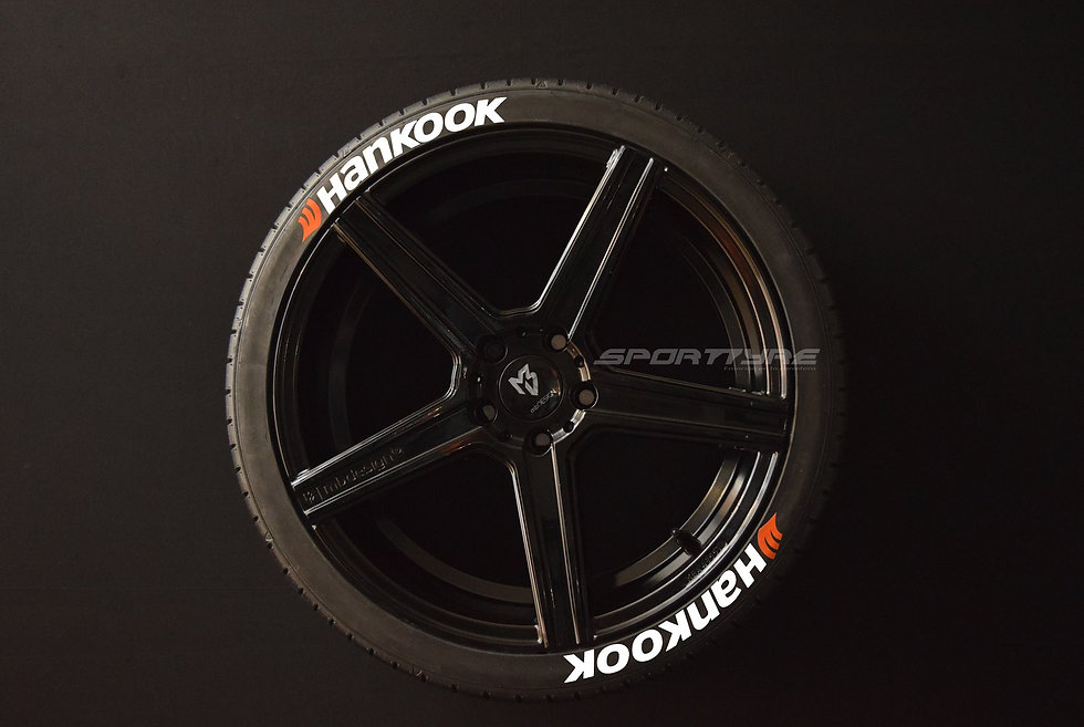 HANKOOK SportTyre EVO4 High Performance. Set 8 + 1 Activador