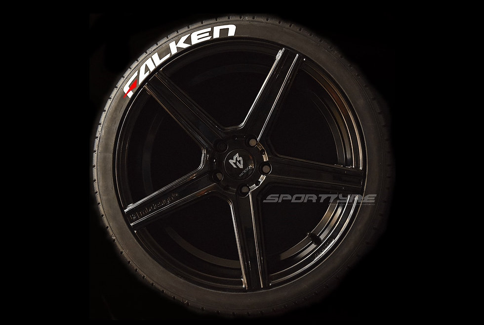 FALKEN SportTyre EVO4 High Performance. Set 4 + 1 Activador