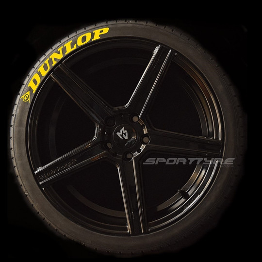 DUNLOP Amarillo 1 SportTyre EVO4 logo.jp