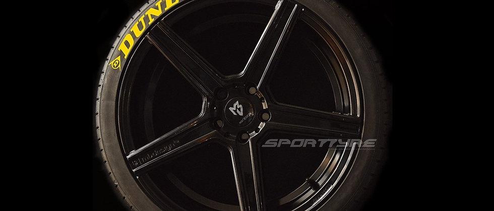 DUNLOP SportTyre EVO4 High Performance. Set 4 + 1 Activador