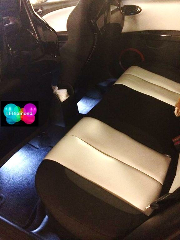 Bombillas LED interior coche LEDIAMOND W5W-T10