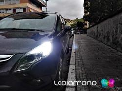 LEDIAMOND W215W DIURNA OPEL ZAFIRA SPORT TOURER