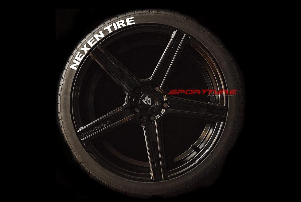NEXEN TIRE SportTyre EVO4 High Performance. Set 4 + 1 Activador