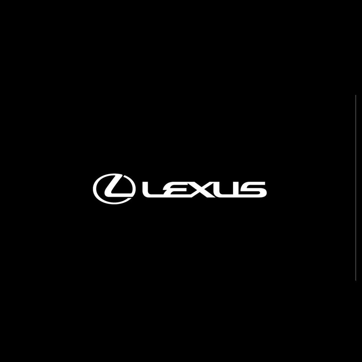 lexus logo lediamond