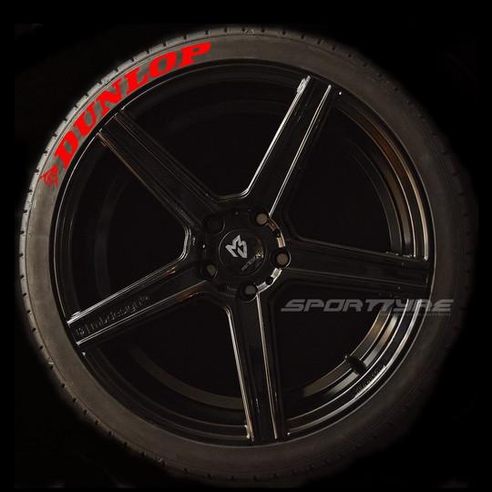DUNLOP rojo 1 SportTyre EVO4 logo.jpg