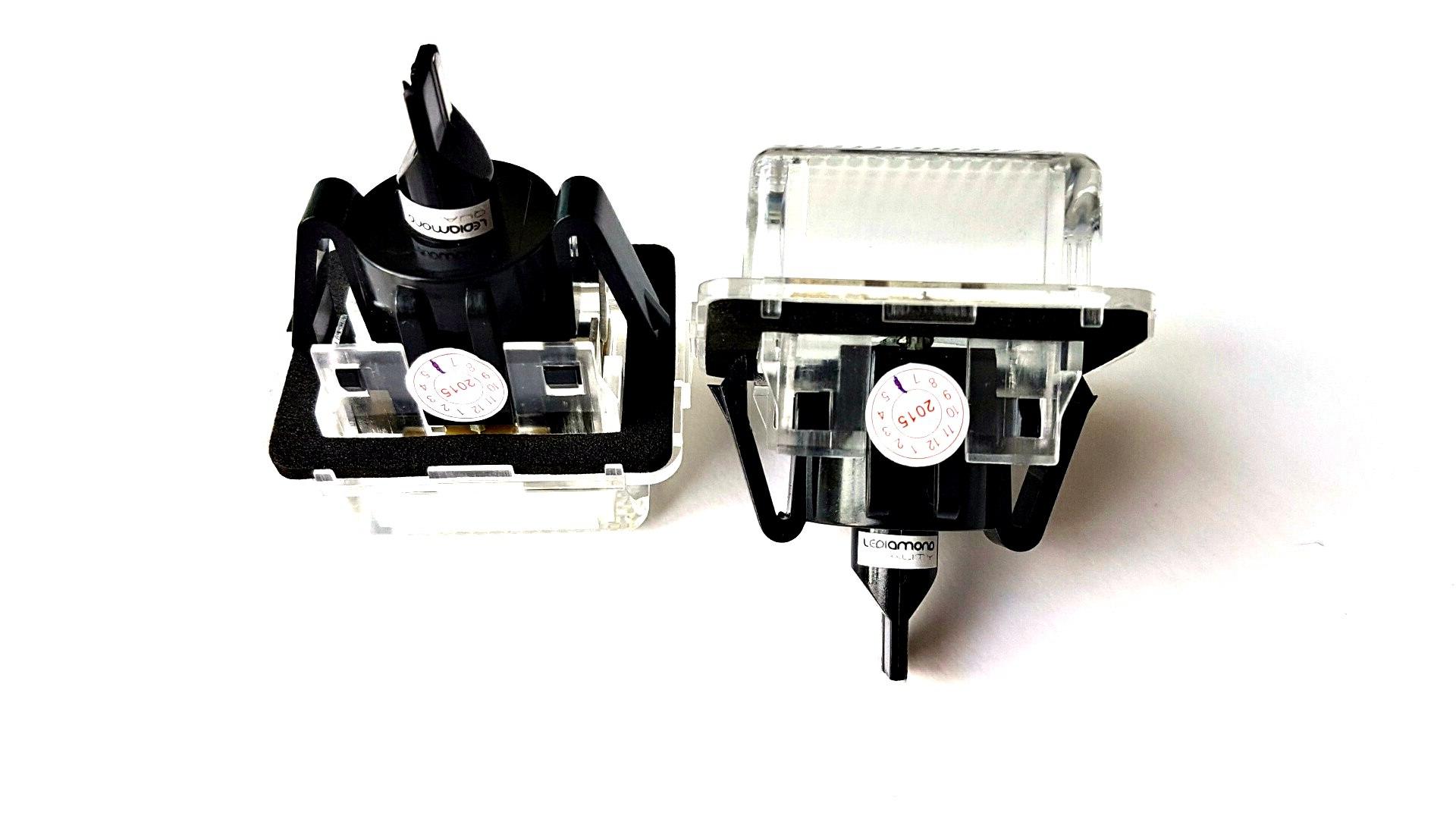 PLAFONES LED MATRICULA MERCEDES LMD030203 C
