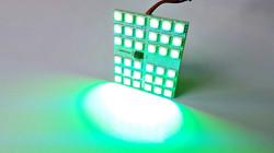 LEDIAMOND RGB PANEL 36 LED LUZ 2
