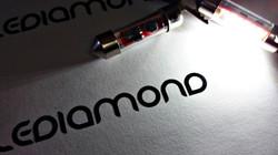 LEDIAMOND C5W-FESTOON 24V 6SMD SAMSUNG 4014 LUZ 3