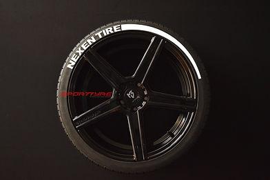 NEXEN TIRE Blanco Flecha SportTyre EVO4
