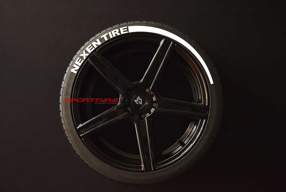 NEXEN TIRE + ARROW SportTyre EVO4 Top Quality Set 4 + 2 Activador + 1 Limpiador