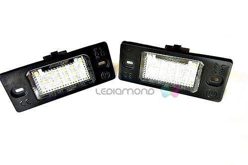 Plafones LED Matrícula PORSCHE CAYENNE 2002-2009... LMD030608