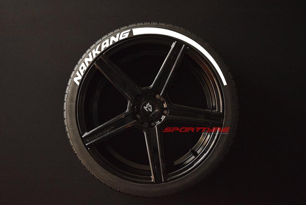 NANKANG + ARROW SportTyre EVO4 Top Quality Set 4 + 2 Activador + 1 Limpiador