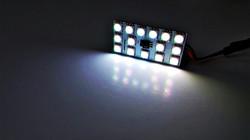 LEDIAMOND RGB PANEL 15 LED LUZ
