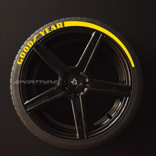 GOODYEAR amarillo 1 Flecha SportTyre EVO