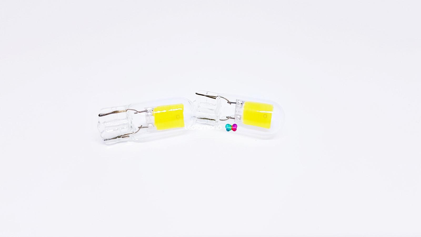 LEDIAMOND W5W-T10 CRISTAL BLANCO DIAMANT