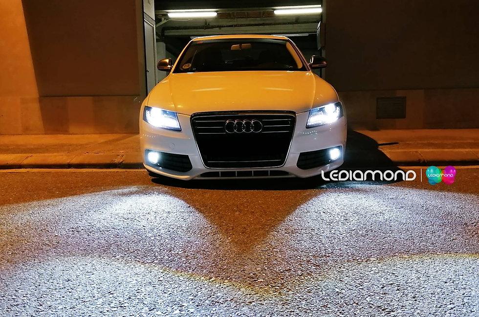 PureWhite Kit LED LEDIAMOND Audi A4 B8 l