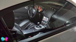 les interior lediamond nissan 350Z