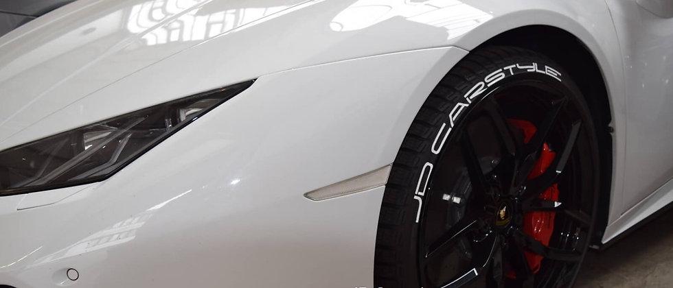 SportTyre EVO5: Set 4. 1 palabra por neumático. Calidad Altas Prestaciones.