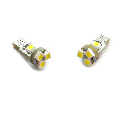 LEDiamond W1.2W/W3W-T5 Standard LED 3528 5000K. Alto brillo.Blanco Diamante.